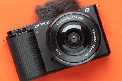 索尼Vlog相机ZV-E10发布:可更换镜头设计,APS-C画幅