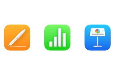 苹果macOS 12 Monterey Beta 5发布,iWork三件套新图标Logo曝光