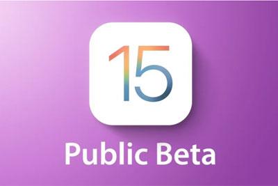 苹果iOS 15/iPadOS 15/watchOS 8/tvOS 15公测版Beta 6发布