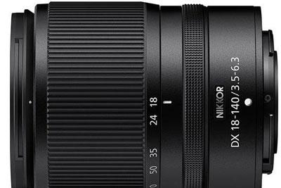 尼康Z DX 18-140mm f/3.5-6.3VR将发布