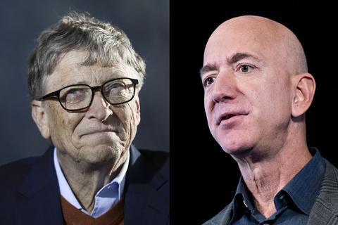 比尔·盖茨再度成为世界首富 因微软与五角大楼的协议资产增加