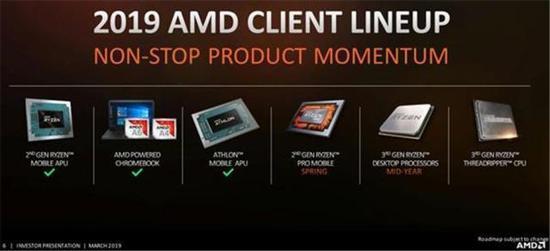 AMD第三代线程撕裂者曝光 32核性能暴增