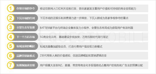 中国移动互联网2019半年大报告-CNMOAD 中文移动营销资讯 2