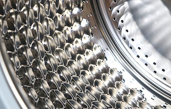 內凸式蜂巢水晶内筒细节