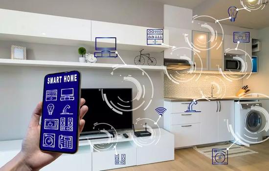 未来智能家居概念 图源网络