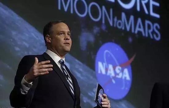 NASA:国际探月只能在美国领导下进行