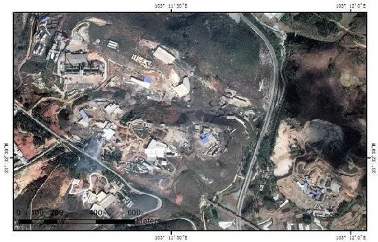 (H)云南的有色金属加工提炼厂