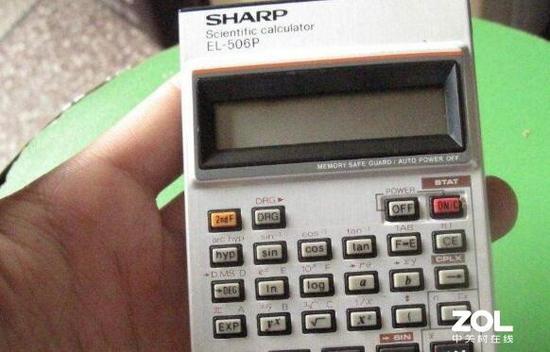 夏普率先商用液晶显示技术