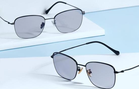 智能变色防蓝光多效眼镜实现一镜多用,众筹价199元