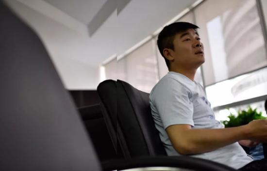 陌陌科技CEO、董事长唐岩。摄影:史小兵