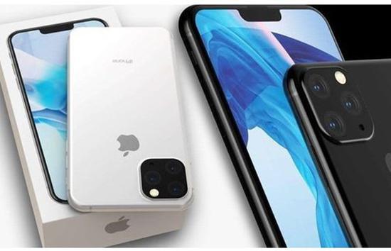 iPhone XI系列渲染图