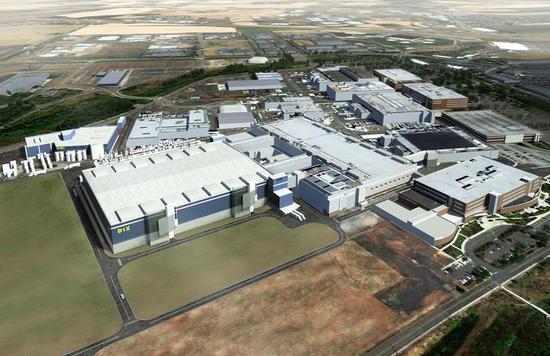 Intel D1X工厂
