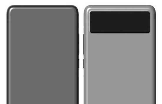 华为手机新专利曝光 消失式摄像头设计