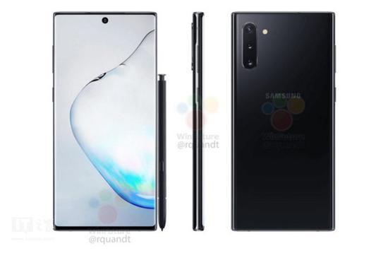 三星Galaxy Note10系列手机欧洲价格公布