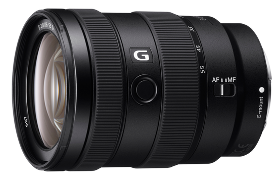 標準變焦鏡頭E 16-55mm F2.8 G
