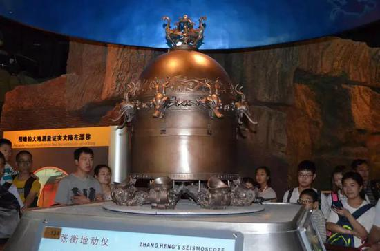一千多年前的张衡地动仪是真是假?