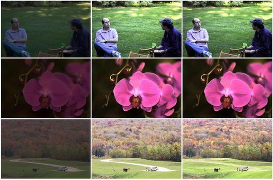 """DeepExposure""AI技术能够带来更亮的画面"