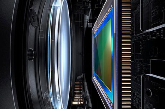 EOS R编制采用了短法兰距设计 光线入射传感器更添垂直 画质更佳