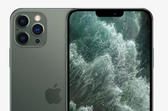 新iPhone12系列渲染图(图:Ben Geskin)