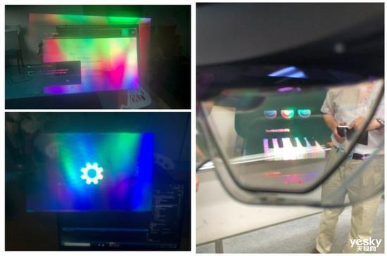 微软Hololens 2出现花屏?天价AR设备翻车