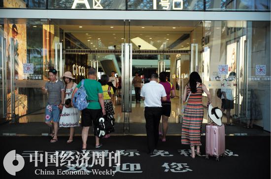 摄影:《中国经济周刊》始席摄影记者肖翊