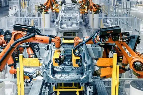 .科技公司为何热衷于造车