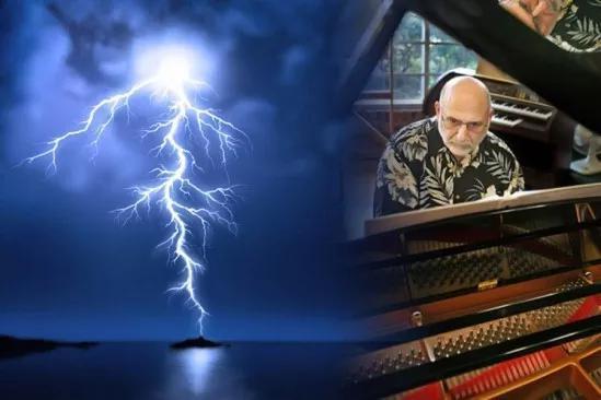 托尼·奇科里亚作曲的冲动来自一次被闪电击中之后。图源:thinking musically