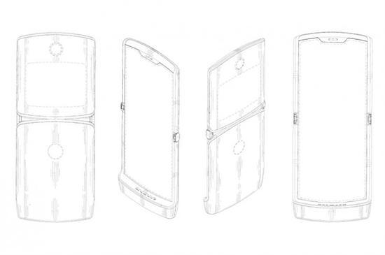 摩托折叠屏手机准备就绪:屏幕大小6.2寸