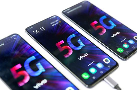 首批5G手机售价过万?vivo透露:六七千就能买到