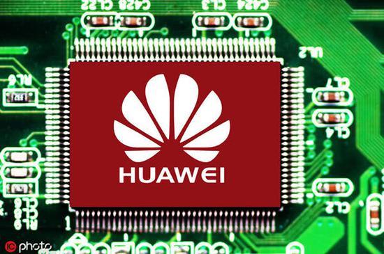 华为5G建设已经领先于世界。图片来源:IC Photo
