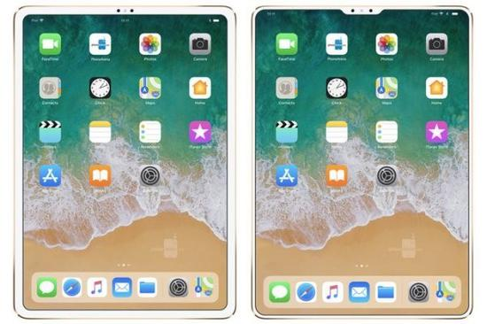新iPad设计图(图片来自phonearena)