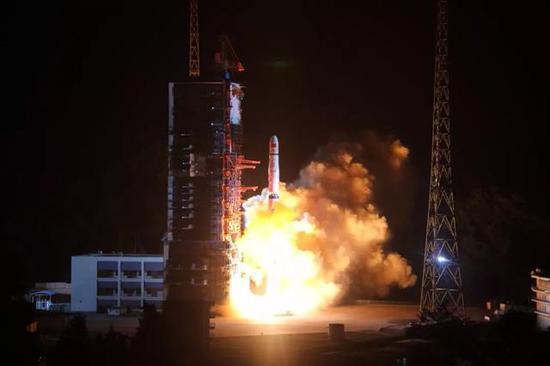 运载火箭发射
