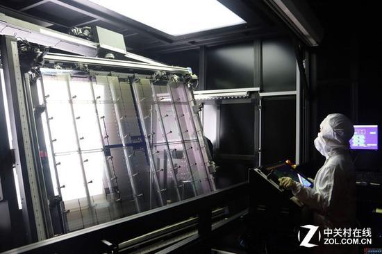 液晶面板产能提高拉低了价格