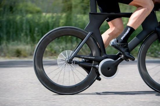 """""""世界上最高效的""""自行车传动系统亮相"""