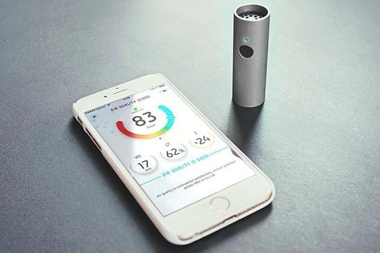 Atmotube空气检测仪