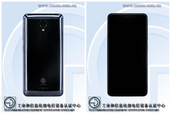 中国移动手机,代号为M655