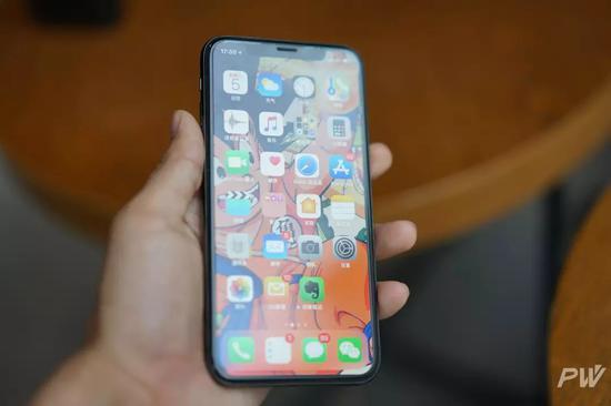 我的iPhone X还很坚挺