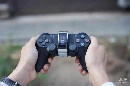 PS4 Pro手柄的心率是86次/min