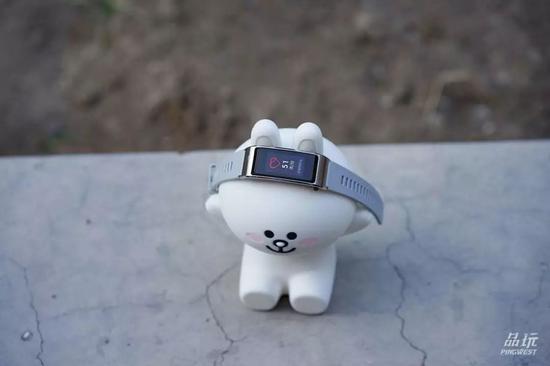 萌萌的可妮兔心率是51次/min