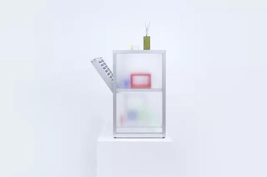百叶窗还能做成太阳城国际娱乐?搭配玻璃亚克力效果不错:Louver by 首尔设计工作室 1/plinth