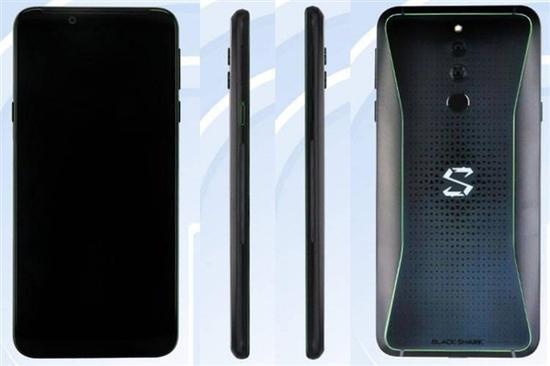 黑鲨推出新一代游戏手机