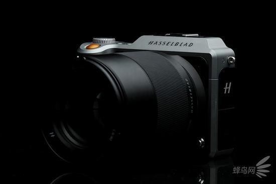 哈苏XCD80mm f/1.9搭配哈苏X1D-50C(未搭配遮光罩)
