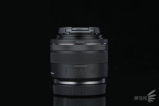 佳能RF 35mm f/1.8 MACRO背面