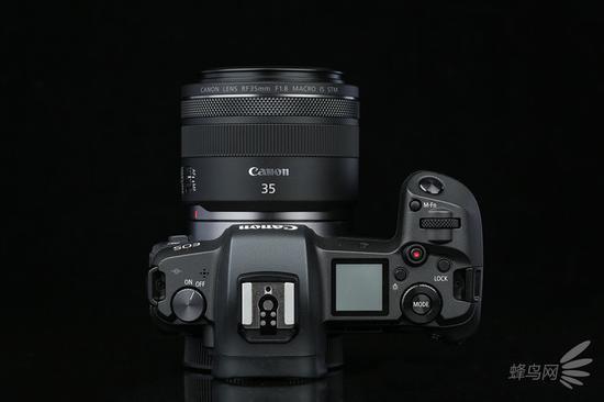 佳能RF 35mm f/1.8 MACRO搭配EOS R