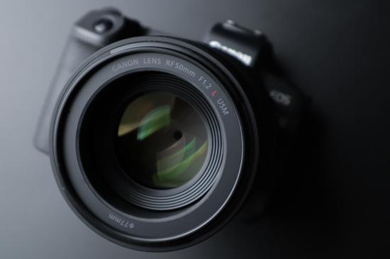 佳能RF50mm F1.2 L USM镜头