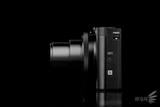 索尼HX99 24mm端形式