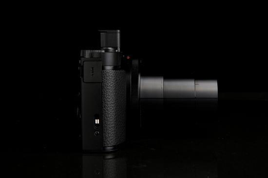 索尼HX99长焦端状态