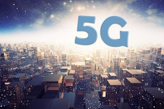 5G到来(图片:theleaker)