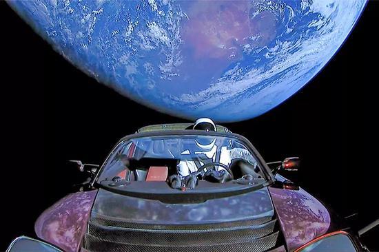 ▲太空驾驶