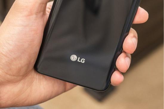 图为LG手机▲